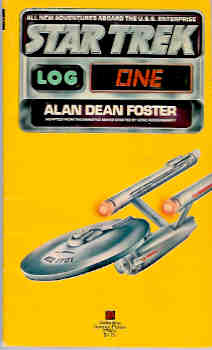 Image for Star Trek Log One