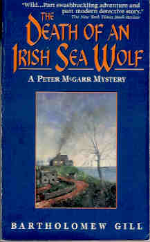 Image for The Death of an Irish Sea Wolf (A Peter McGarr Mystery Ser.)