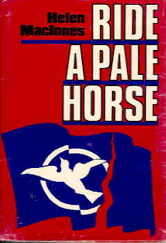 Image for Ride a Pale Horse [Large Print]