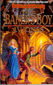 Image for The Baker's Boy (Book of Words Vol. 1)