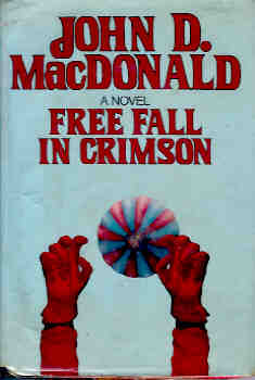 Image for Free Fall in Crimson