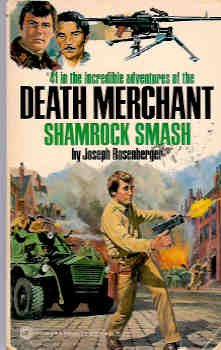 Image for The Shamrock Smash (Death Merchant Ser., No. 41)