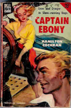 Image for Captain Ebony (Dell # D125)