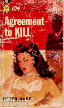 Image for Agreement to Kill (Gold Medal # 670)