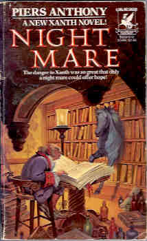 Image for Night Mare (Xanth Novels Series #6)
