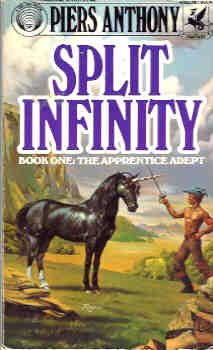 Image for Split Infinity