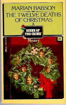 Image for The Twelve Deaths of Christmas