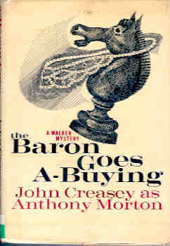 Image for The Baron Goes A-Buying