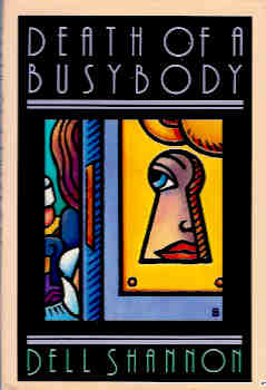 Image for Death of a Busybody