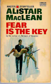 Image for Fear is the Key