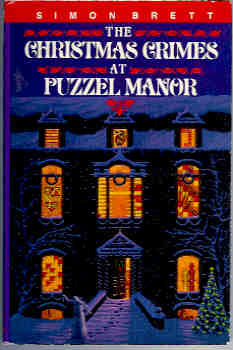 Image for The Christmas Crimes at Puzzel Manor
