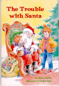 Image for The Trouble with Santa (Stepping Stone Bks.)
