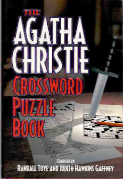 Image for Agatha Christie Crossword Puzzle Book