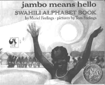 Image for Jambo Means Hello : Swahili Alphabet Book