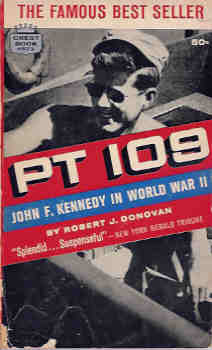 Image for PT 109 - John F. Kennedy in World War II