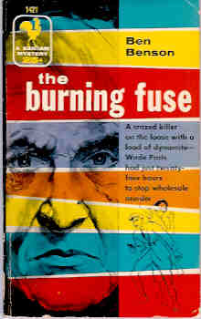 Image for The Burning Fuse