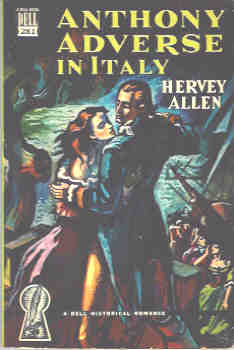 Image for Anthony Adverse in Italy