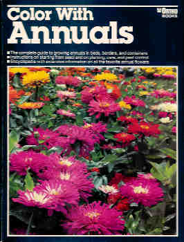 Image for Color with Annuals