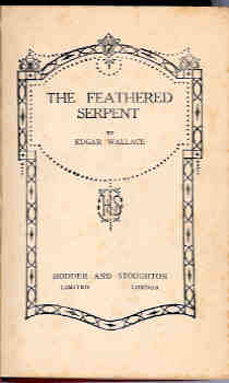 Image for The Feathered Serpent