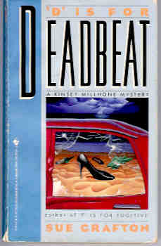 Image for D Is for Deadbeat (Kinsey Millhone Mystery Ser.)
