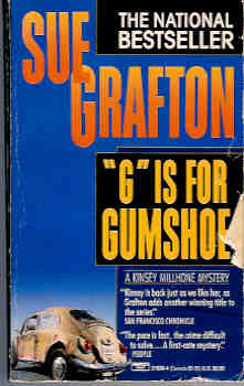 Image for G Is for Gumshoe (Kinsey Millhone Mystery Ser.)