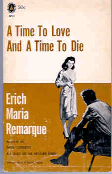Image for A Time to Love and A Time to Die