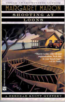 Image for Shooting at Loons (signed) (A Deborah Knott Mystery)