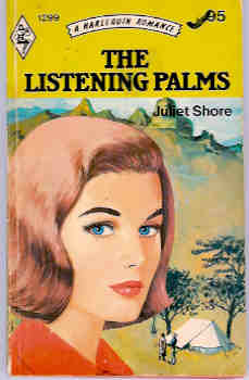 Image for The Listening Palms (Harlequin Romance # 1299)