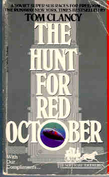 Image for The Hunt for Red October