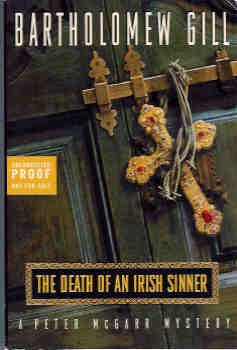 Image for The Death of an Irish Sinner (Inspector Peter McGarr Mysteries Ser.)