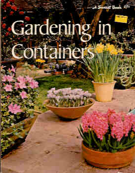 Image for Gardening in Containers