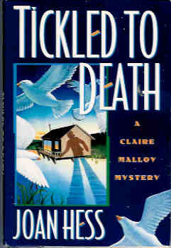 Image for Tickled to Death : A Claire Malloy Mystery