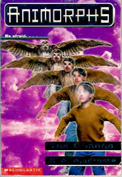Image for The Change (Animorphs Ser., No. 13)