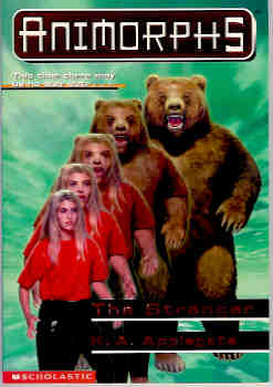Image for The Stranger (Animorphs Ser., No. 7)