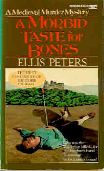 Image for A Morbid Taste For Bones (Brother Cadfael Mystery Series #1)