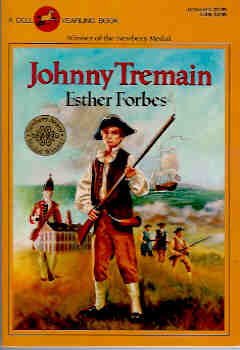 Image for Johnny Tremain : Illustrated American Classics (Yearling Newbery Ser.)