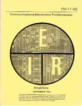 Image for Communications-Electronics Fundamentals: Amplifiers F M 11-66