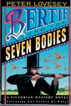 Image for Bertie and the Seven Bodies