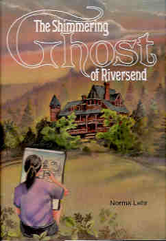 Image for The Shimmering Ghost of Riversend (Lerner Mysteries Ser.)