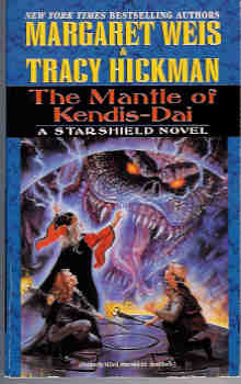 Image for The Mantle of Kendis-Dai : A Starshield Novel