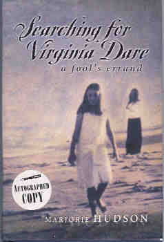 Image for Searching for Virginia Dare : A Fool's Errand