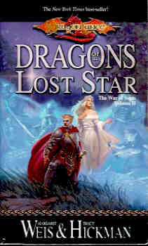 Image for Dragons of a Lost Star (Dragonlance: the War of Souls, Vol. 2)