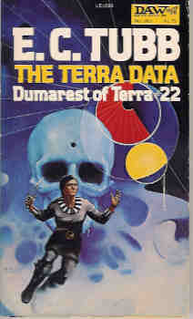 Image for The Terra Data (Dumarest of Terra #22)