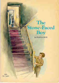 Image for The Stone-Faced Boy
