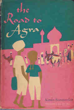 Image for The Road to Agra