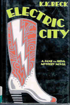 Image for Electric City : A Jane Da Silva Mystery