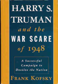 Image for Harry S. Truman and the War Scare of 1948