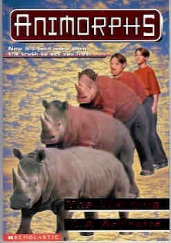 Image for The Warning (Animorphs Ser., No. 16)