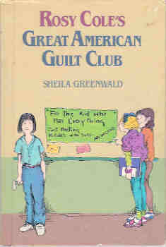 Image for Rosy Cole's Great American Guilt Club