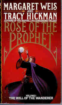 Image for The Will of the Wanderer (Rose of the Prophet Ser., Vol. 1)